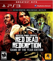 Red Dead Redemption Game of the Year Edition Xbox 360 - Xbox One